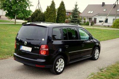 Volkswagen Touran, 2007-10