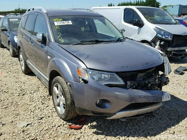 Mitsubishi Outlander, Cross-country | 1