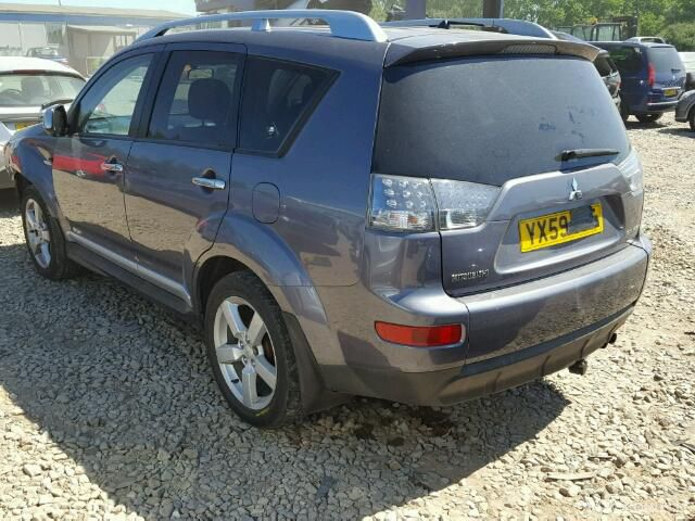 Mitsubishi Outlander, Cross-country | 3