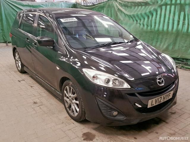 Mazda 5, Vienatūris
