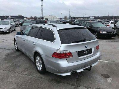 BMW 525, 2007