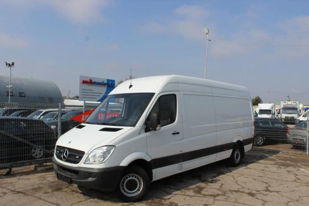 Mercedes-Benz Sprinter, Komercinis, 2012-09