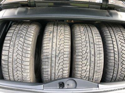 Continental зимние шины | 2