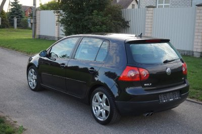 Volkswagen Golf, 2006-07