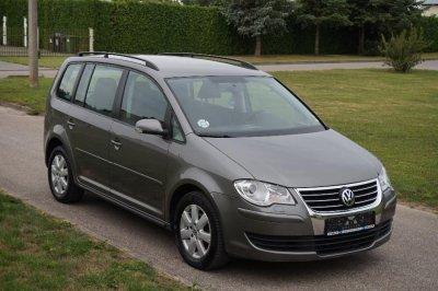 Volkswagen Touran, 2007-07