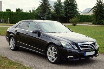 Mercedes-Benz E350 | 0
