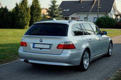 BMW 530, 2007-05