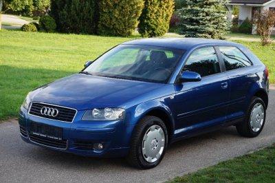 Audi A3, 2003-10