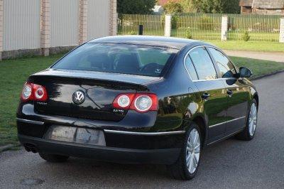 Volkswagen Passat, 2008-11