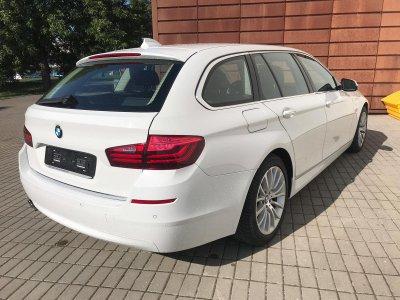 BMW 520, 2014