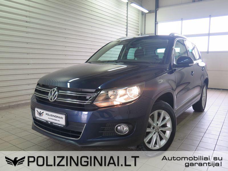 Volkswagen Tiguan, Visureigis, 2015-12