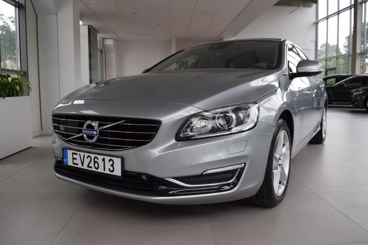 Volvo V60, Universalas, 2013