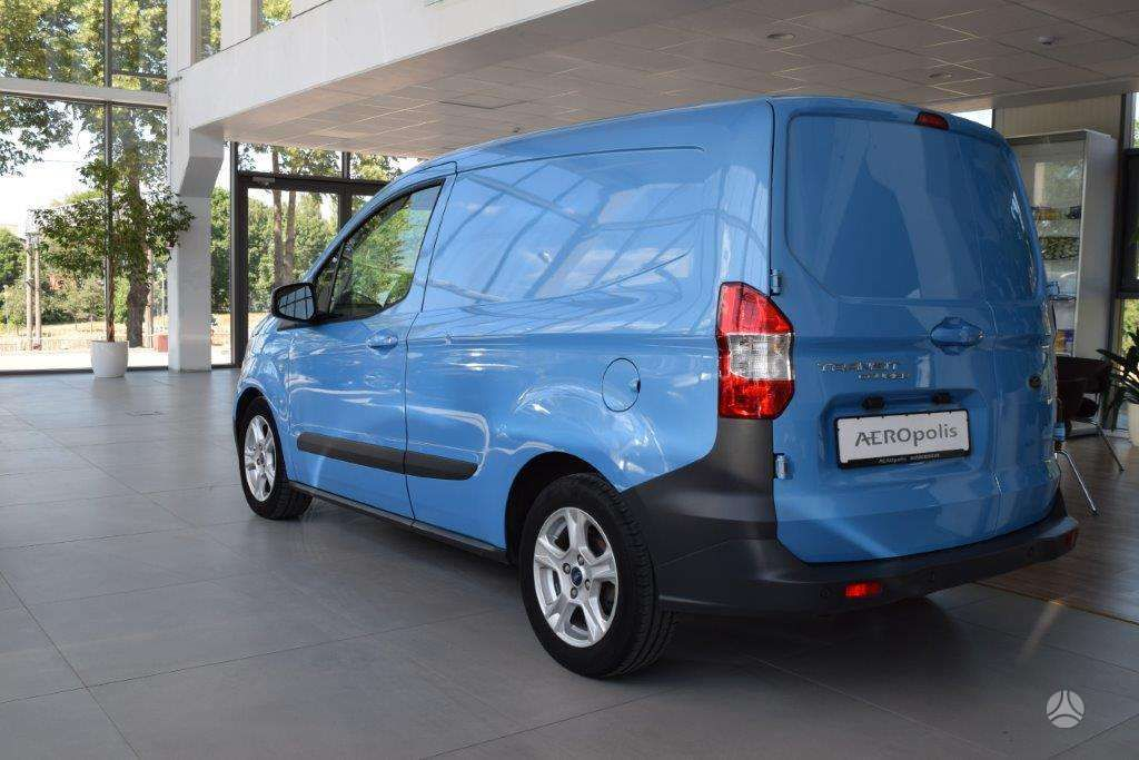Ford Transit, Commercial, 2014