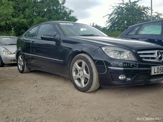Mercedes-Benz CLC220, Kupė