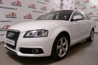 Audi A3, 2009-09
