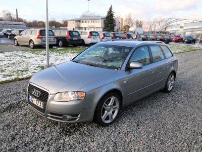 Audi A4, 1.9 l., universalas