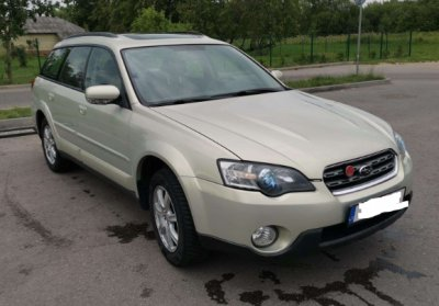 Subaru Outback, 2.5 l.
