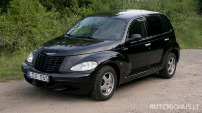 Chrysler PT Cruiser, 2.2 l., Универсал
