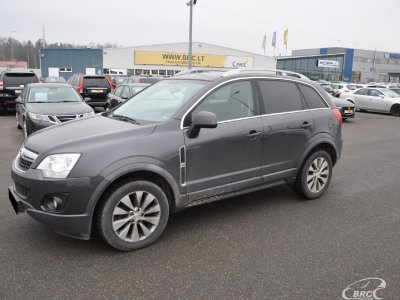 Opel Antara, 2.2 l., visureigis