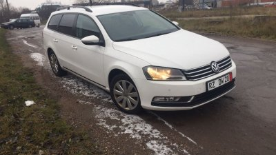 Volkswagen Passat, universalas