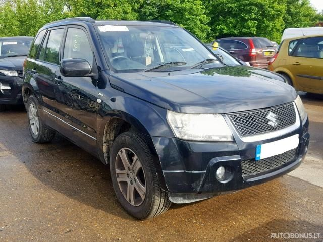 Suzuki Grand Vitara, Visureigis