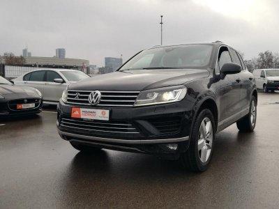 Volkswagen Touareg, 4.2 l., visureigis