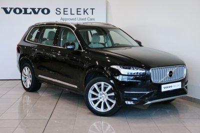 Volvo XC90, visureigis