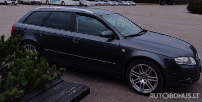 Audi s-line light alloy rims