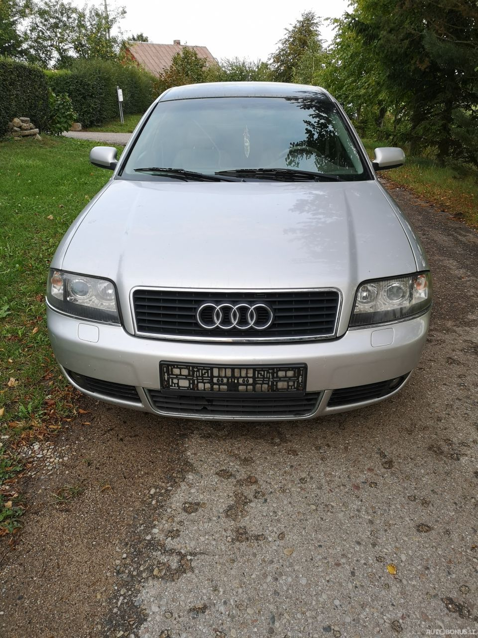 Audi A6, Sedanas