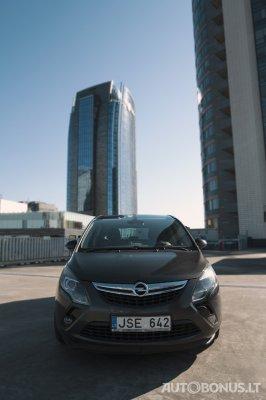 Opel Zafira tourer, Минивэн