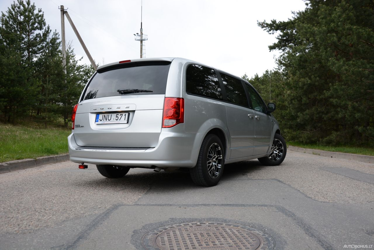 Dodge Grand Caravan, Vienatūris