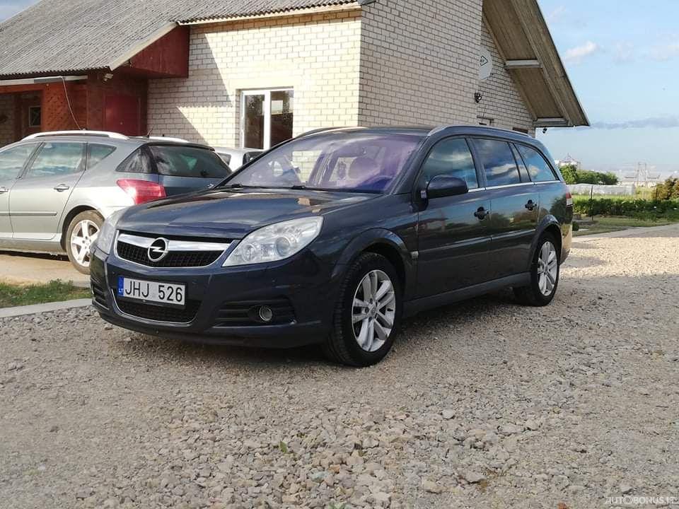 Opel Vectra, 1.9 l., universal