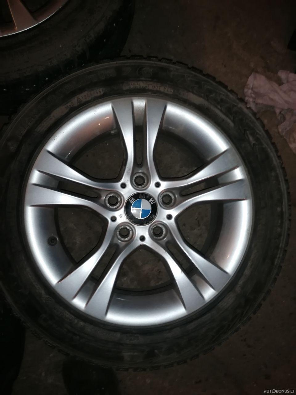 BMW lengvojo lydinio ratlankiai