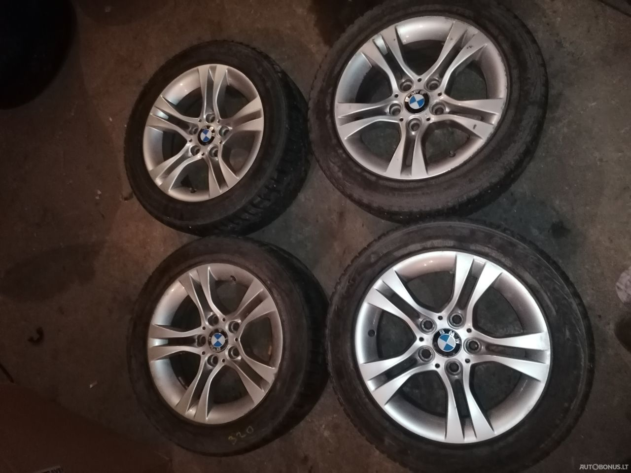 BMW light alloy rims