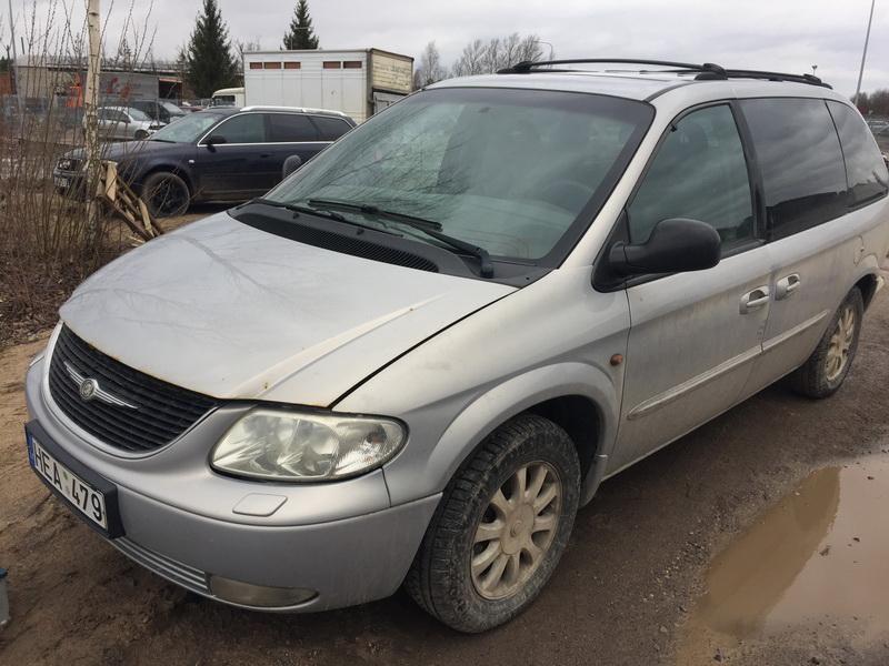 Chrysler, Минивэн   2