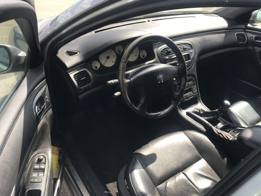 Peugeot, Sedanas