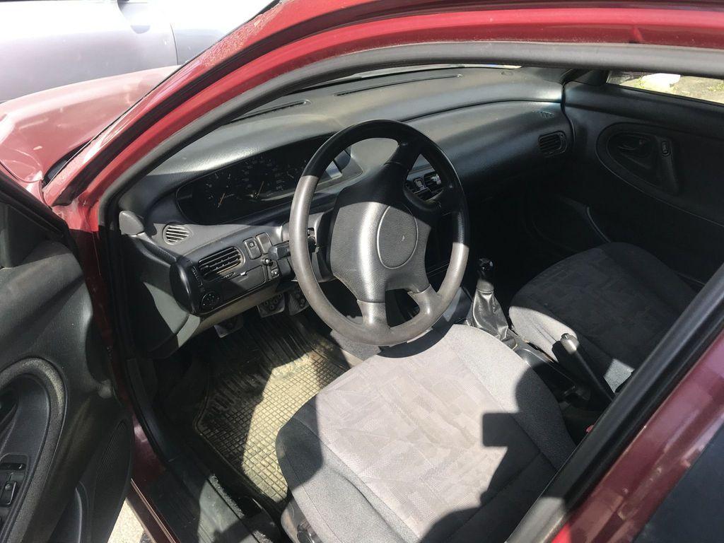 Mazda, Hečbekas