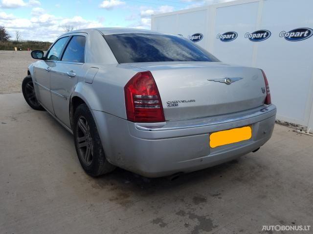 Chrysler 300 C, Седан
