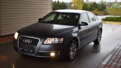 Audi A6, 2.7 l., saloon