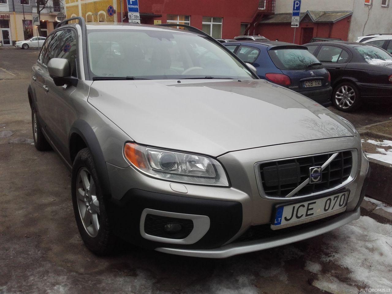 Volvo XC5, 5.5 l., universal, 5009 m.  155585  Autobonus.lt