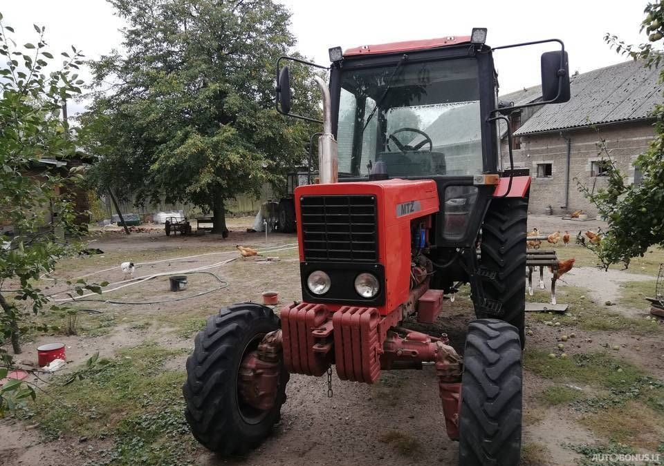 Belarus Mtz82, Agricultural machinery parts