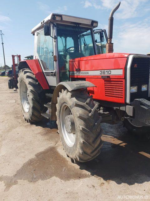 Massey Ferguson MASSEY FERGUSON 3610, Žemės ūkio technikos dalys