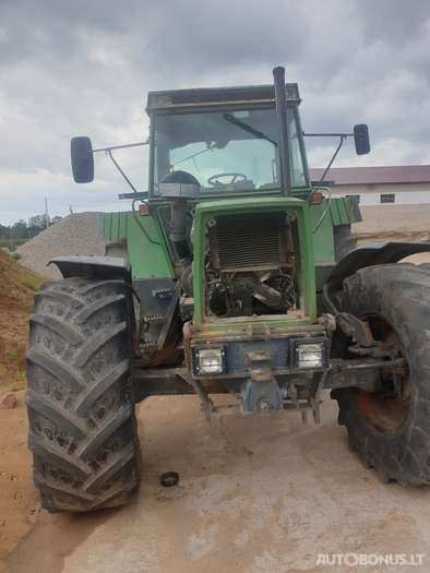 Fendt 615, Agricultural machinery parts