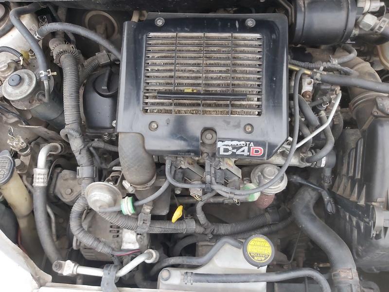 Toyota Yaris Verso, Минивэн   1