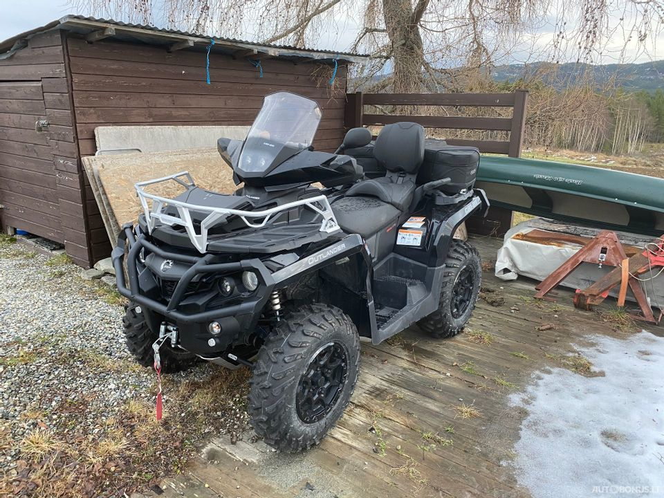 ATV Quad Bike, Enduro/Offroad
