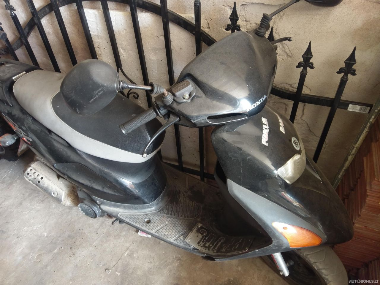 Honda STX, Moped/Motor-scooter