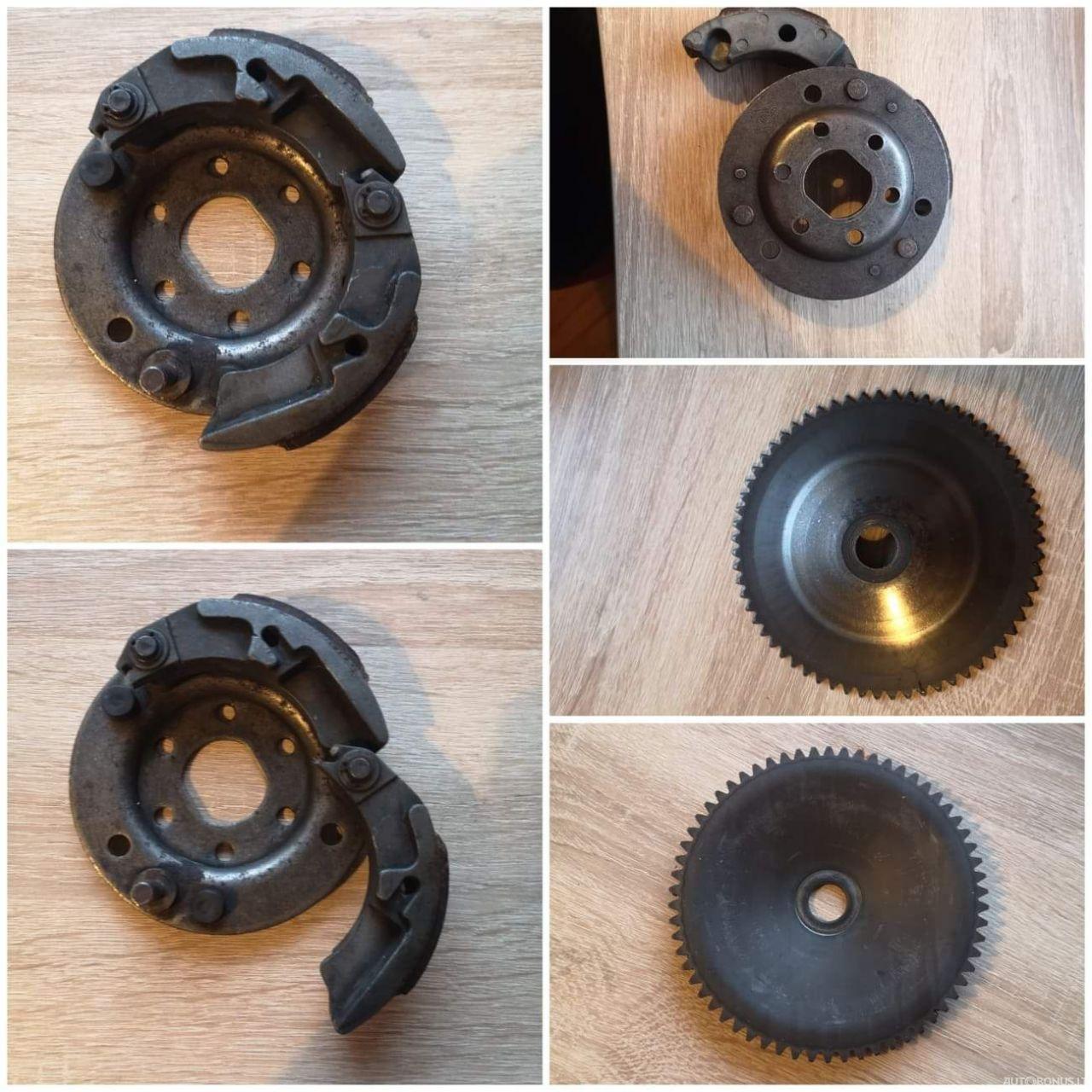 Qinqi, Мопед/моторолер