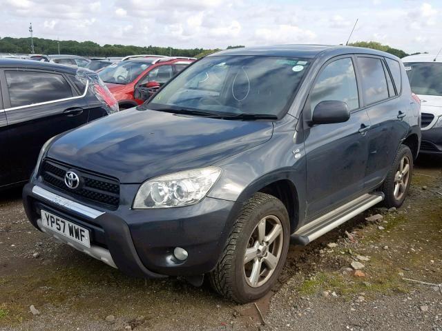 Toyota, Visureigis