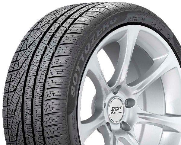 Pirelli Pirelli Sottozero 2 W-240 žieminės padangos