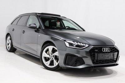 Audi A4, 2.0 l., universalas
